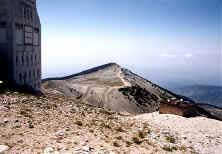 Toppen af Mont Ventoux - ©Tommy Hansen